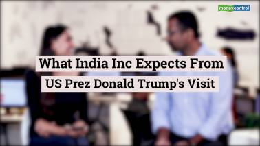 What India Inc expects from Trump's visit