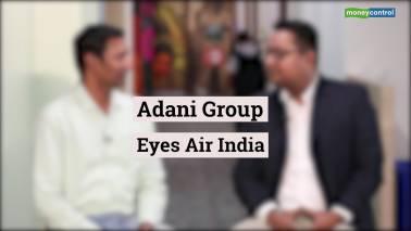 Adani Group eyes Air India