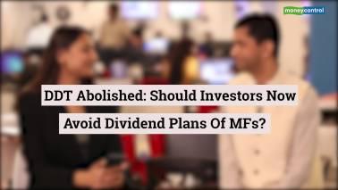 Impact: DDT abolishment on MF investors