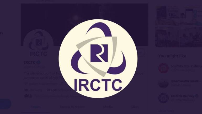 IRCTC share price rises 12% on robust Q3 earnings - Moneycontrol.com thumbnail