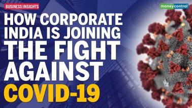 India Inc joining the fight against coronavirus