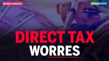 Direct Tax Worries