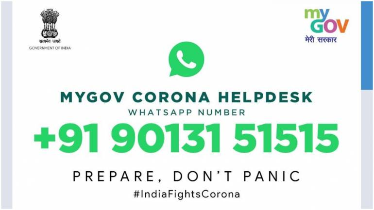 Image result for MyGov Corona Helpdesk