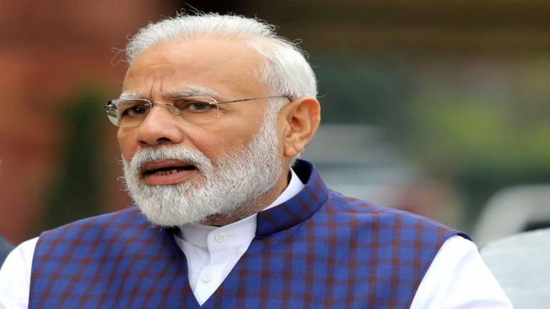 PM Modi holds video conference with CMs on coronavirus ...