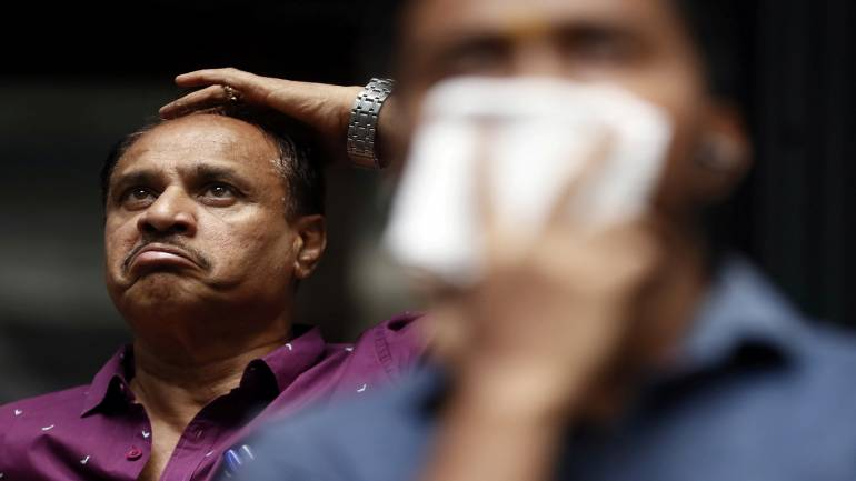 Sensex plunges over 1,200 points, Nifty ends near 8,250; 6 factors that triggered selloff thumbnail