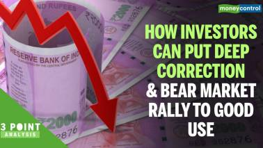 How investors can use deep corrections