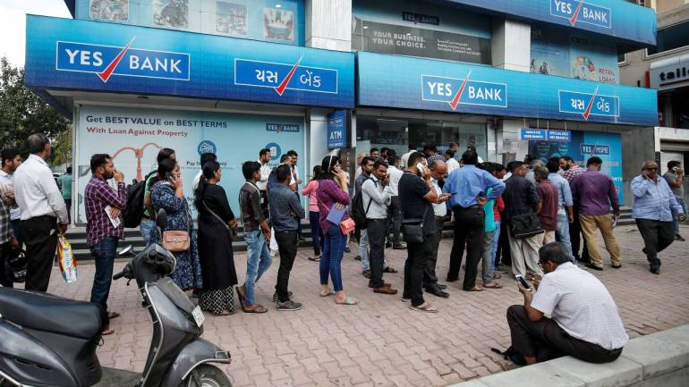 Image result for RBI capped Rs 50,000 as withdrawal limit of YES Bank customers: What is YES BANK CRISIS in news?