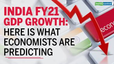 Business Insight | India FY21 GDP growth: Here's what economists are predicting