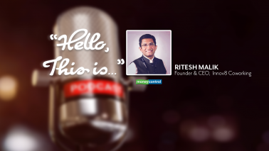 Hello, This is... podcast | Ritesh Malik on COVID-19's impact on co-working spaces