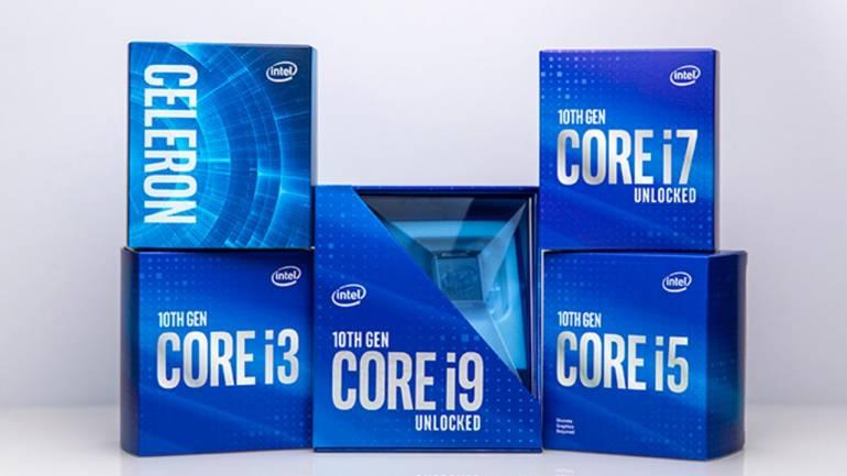 Intel 10th Generation Comet Lake Desktop Processors Features