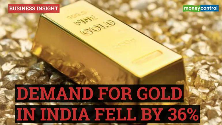 Business Insight | Demand for gold in India fell by 36% thumbnail